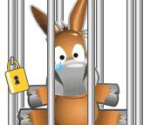 Emule en prison
