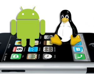 Android sur Iphone