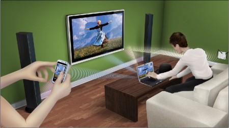 Wireless Gigabit 60Ghz