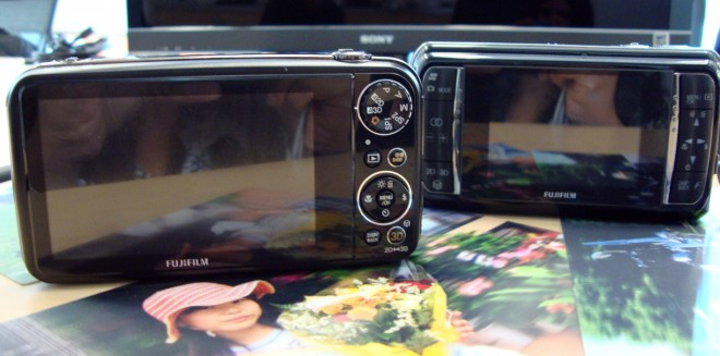 Fujifilm 3D compact