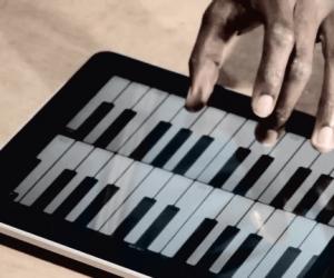 Piano sur iPad