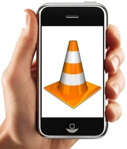 VLC sur iPhone