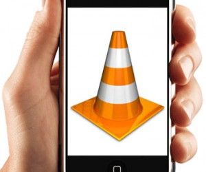 VLC sur iPhone