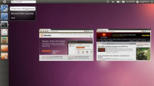 Unity sur Ubuntu