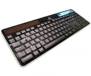 Logitech K750, le clavier solaire