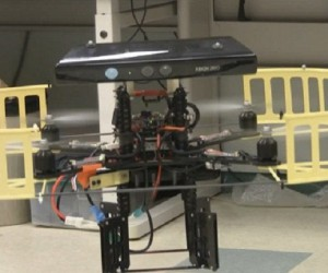 Kinect - Robot volant autonome