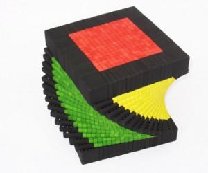 Le plus grand rubik 39 s cube au monde geekinfos - Rubik s cube geant ...