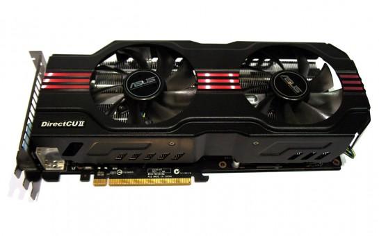 ASUS Geforce GTX 580 direct