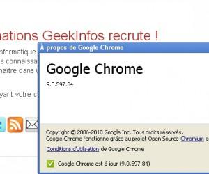 Google Chrome v9