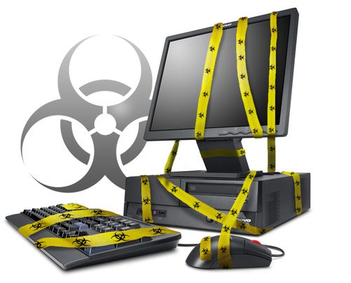 Virus informatique