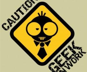 Geek on work
