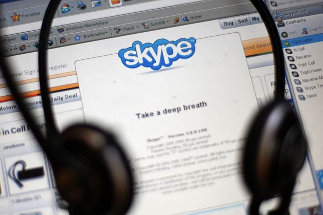 Skype sur Microsoft Windows