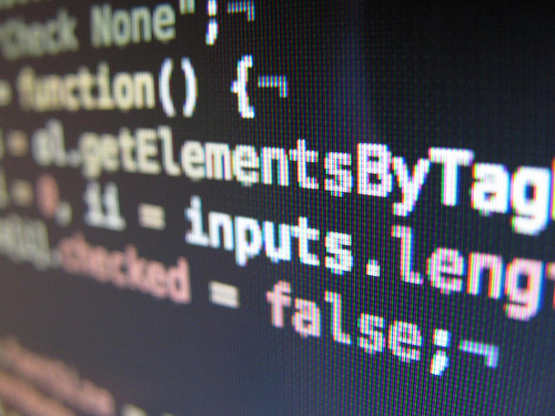 Exemple Code JavaScript