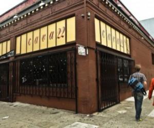 Vue du bar Cava 22 où aurait été perdu l'iPhone