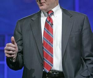 Steve Ballmer, PDG de Microsoft