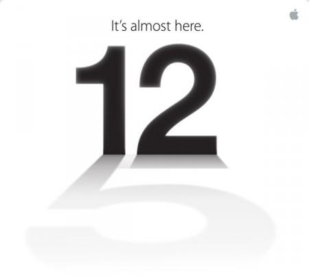 Invitation iPhone 5
