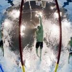 Michael Phelps aux JO de Londres
