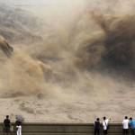 En plein coeur de la Chine en juillet 2012
