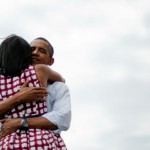 Barack Obama et sa femme Michelle