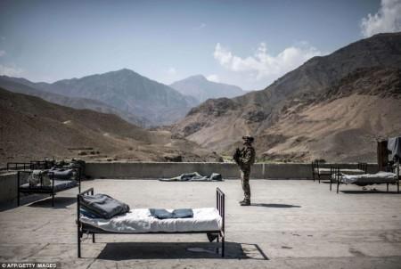 Un soldat français en Afghanistan en septembre dernier