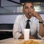 Le regard de Barack Obama à Miami durant la campagne