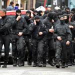 Le RAID français après l'assaut contre Mohamed Merah
