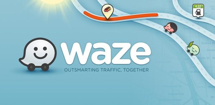 Waze GPS Android