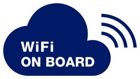 Wi-Fi à bord