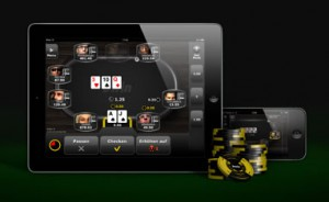 Bwin Poker, l'application mobile