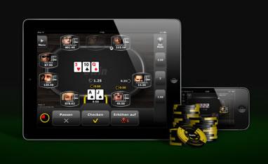 bwin online poker ipad
