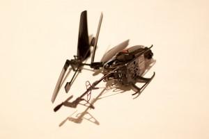 Silverlit Spycam II - Vue arrière