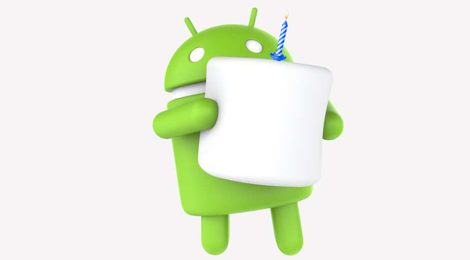 Anniversaire Android