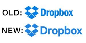 Dropbox change de Logo en 2015