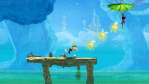Rayman sur mobile