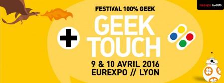 Affiche GeekTouch 2016