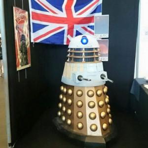 GeekTouch réplique Dalek