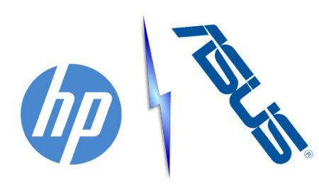HP vs ASUS