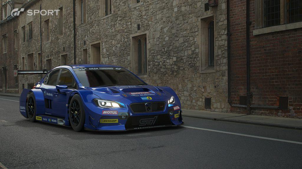 Gran Turismo Sport - Subaru WRX