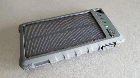 Batterie USB EPOW 8000mAh Solaire