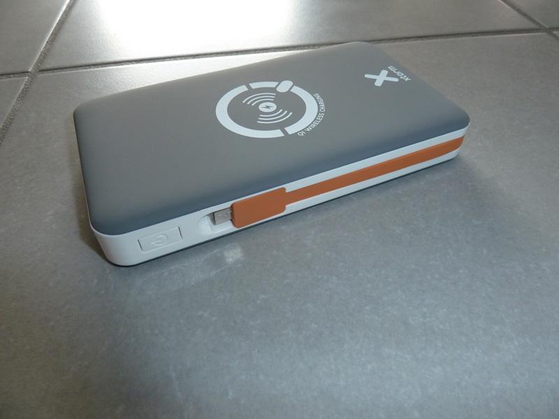Batterie usb qi xtorm xb103