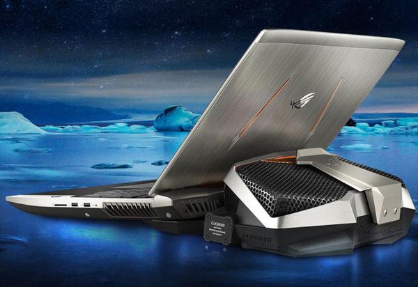 PC portable Asus Rog GX800
