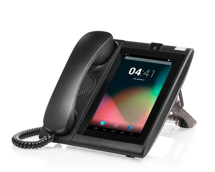 Standard téléphonique Android
