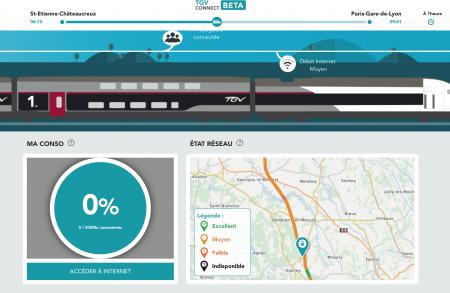 SNCF TGV Connect