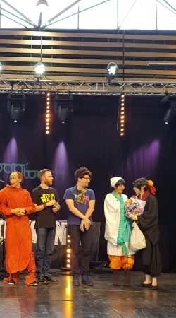 Concours Cosplay 2017 Première place