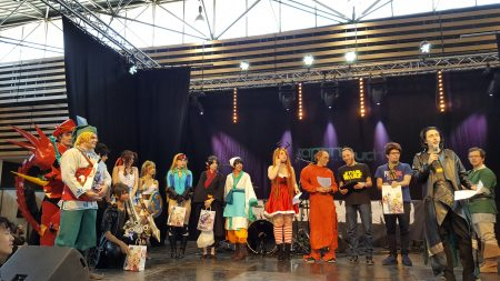 Concours Cosplay 2017