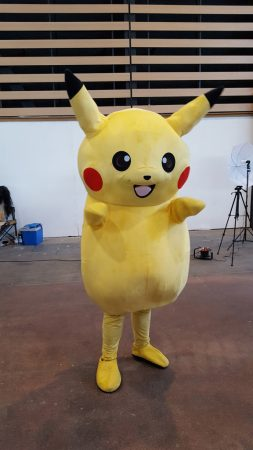 Geek Touch - Cosplay Pikachu