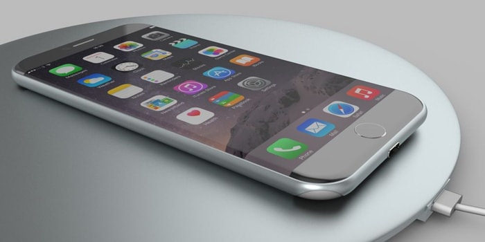 Apple iPhone 8 : recharge sans fil