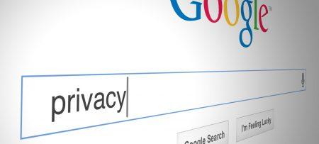 Google - Vie privée