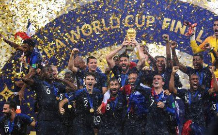 France champion du monde audience