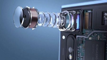 Capteur Photos Sony IMX586